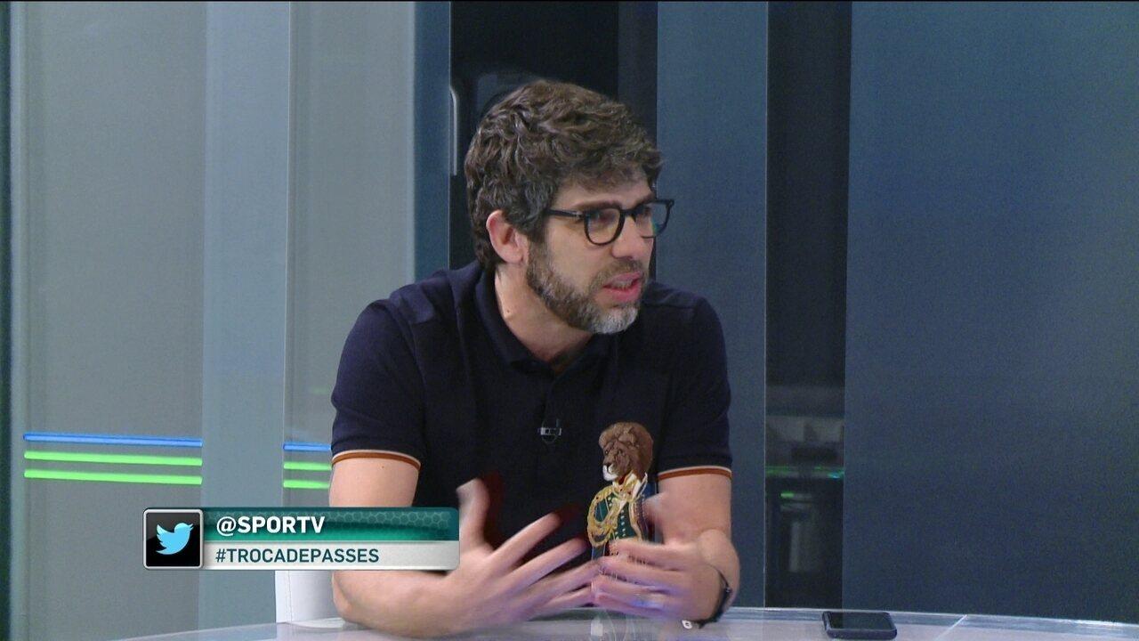 Juninho critica falta de transparência no Vasco e Eurico Miranda ... ffebf2a581c5a
