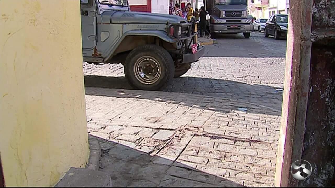 Ex-policial militar é assassinado a tiros no Centro de Santa Cruz do Capibaribe