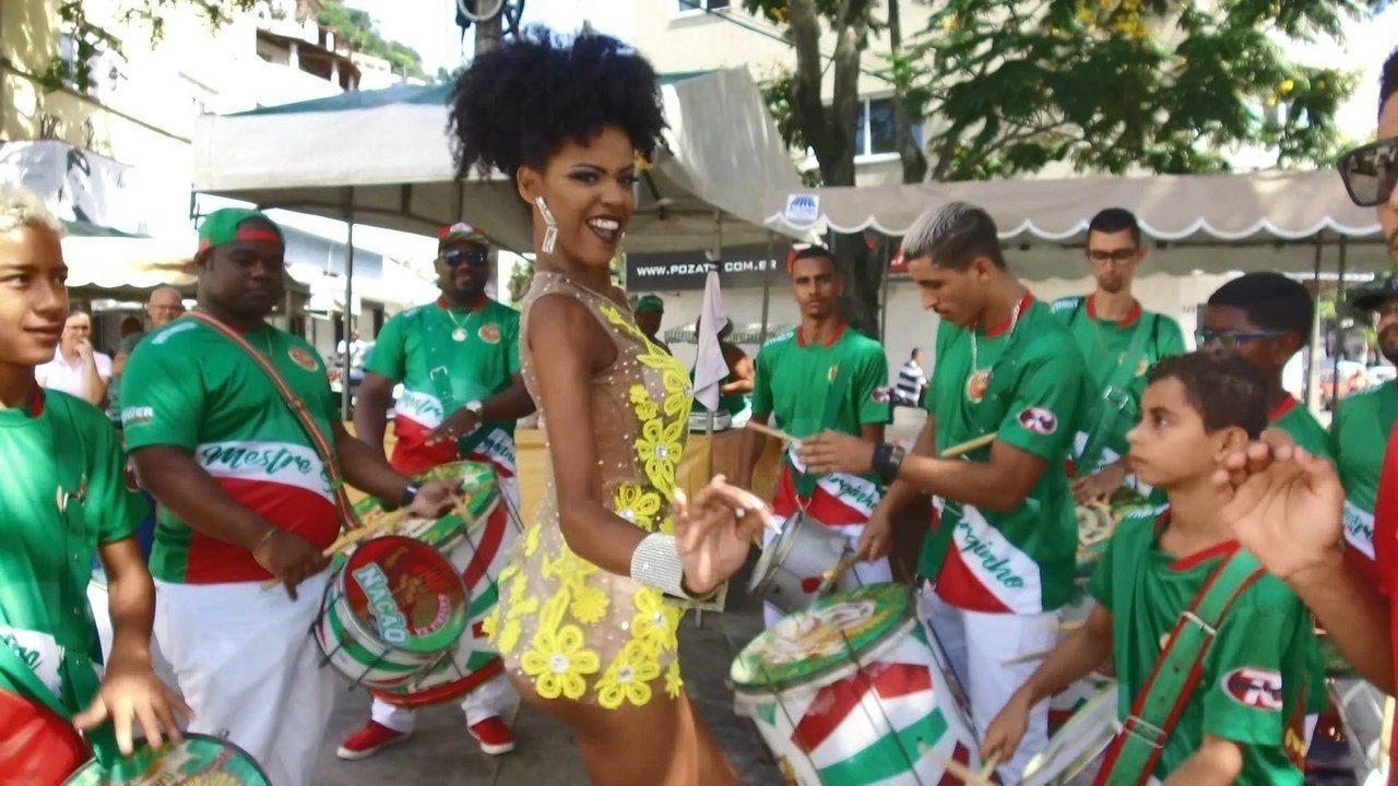 Conheça Joyce Alves, a candidata da Jucutuquara no Garota do Samba 2018