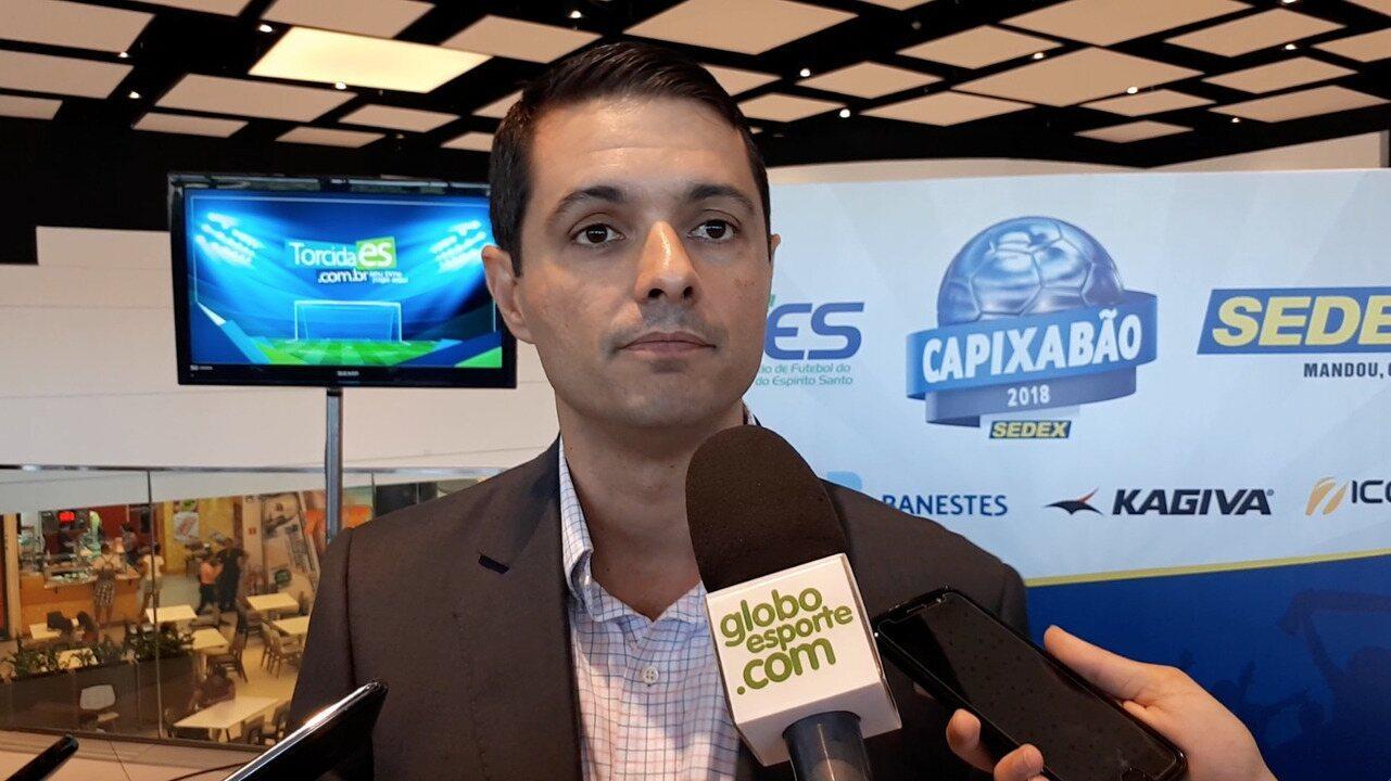 Gustavo Vieira confirma valor de patrocínio dos Correios e exalta modelo de gestão da FES