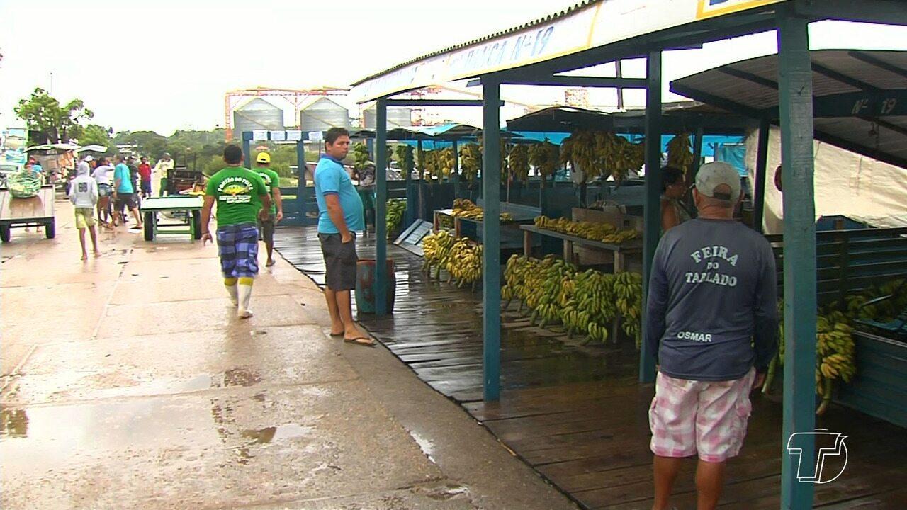 Termina prazo para saída de feirantes do Tablado da área em frente ao Mercadão 2000