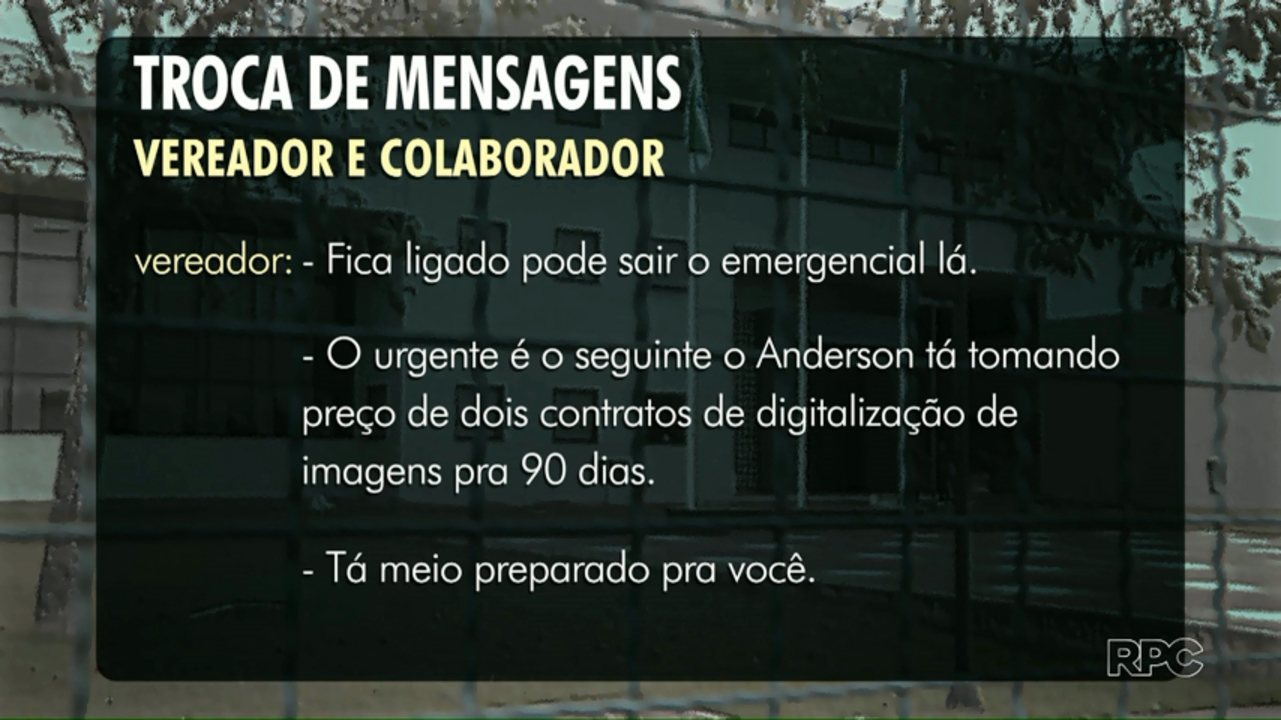 Trocas de mensagens revelam detalhes de supostas fraudes no Hospital Municipal de Foz