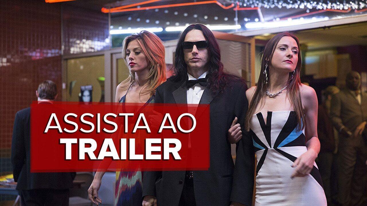 Veja trailer de 'Artista do desastre'