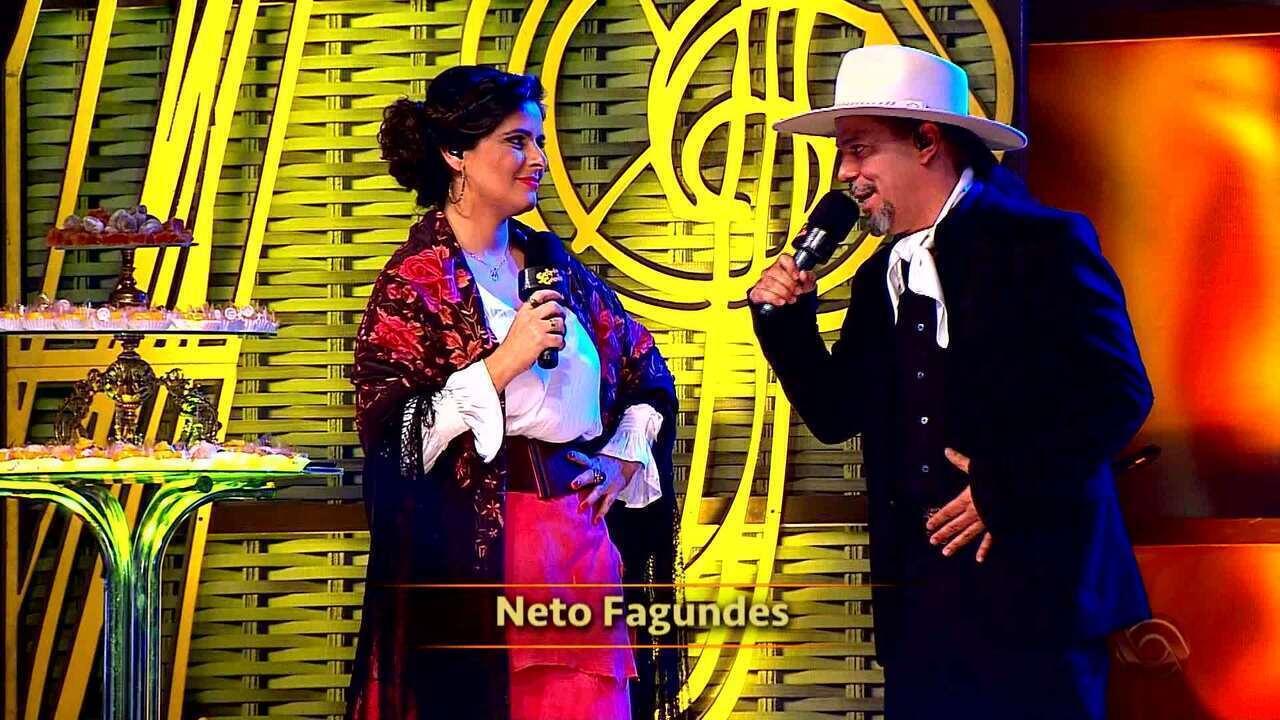 'Galpão' na Fenadoce termina ao som de César Oliveira & Rogério Melo (bloco 4)