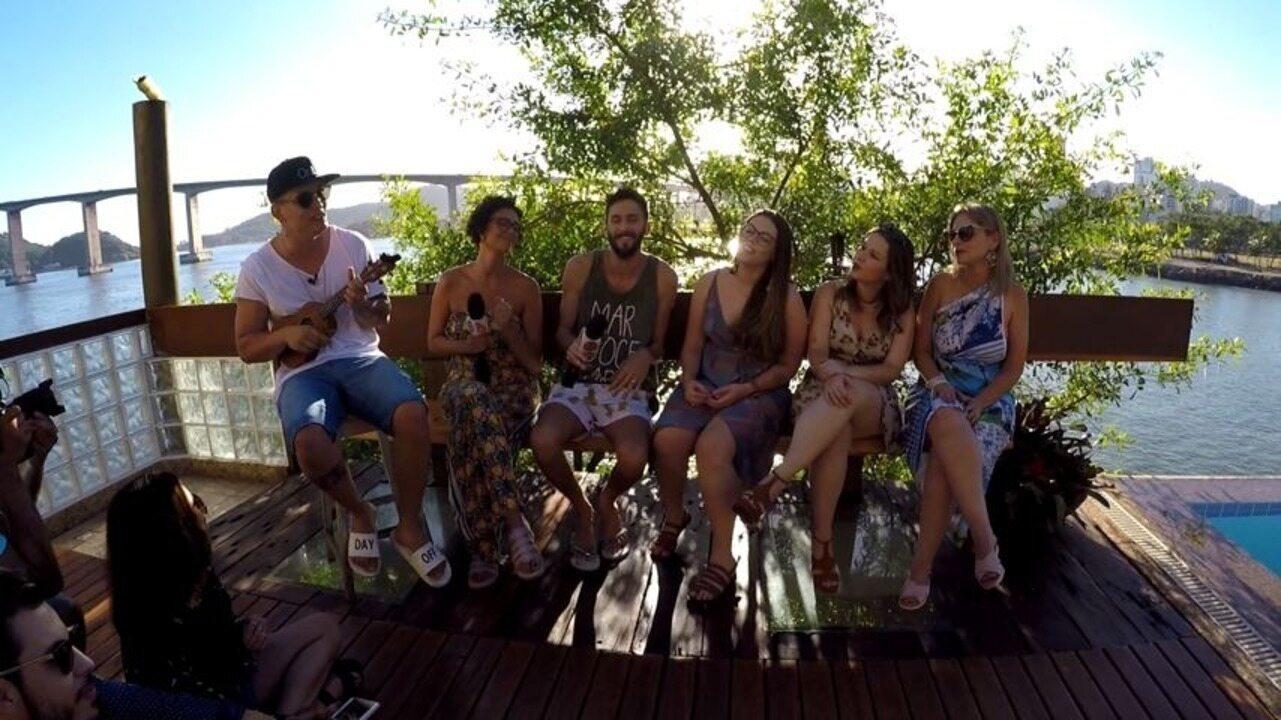 Em Movimento: Assista ao segundo bloco da Casa de Verão 'EMME', 20