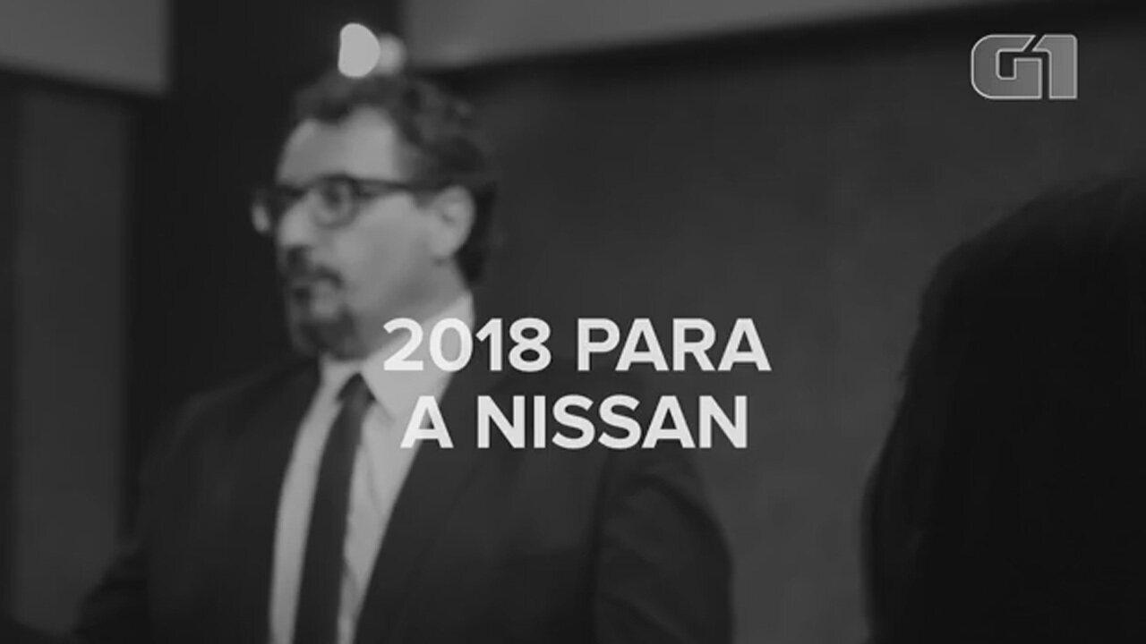 Presidente da Nissan do Brasil comenta como será 2018 para a marca