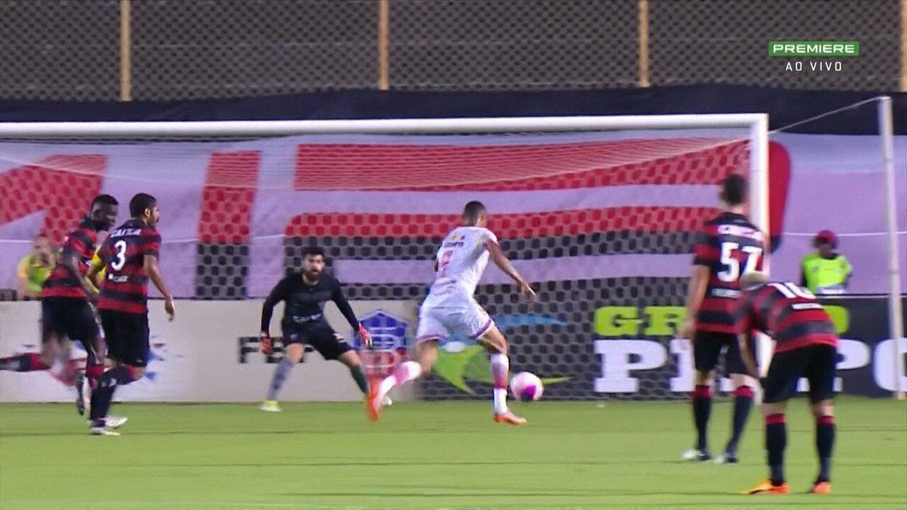 Gol do Juazeirense!