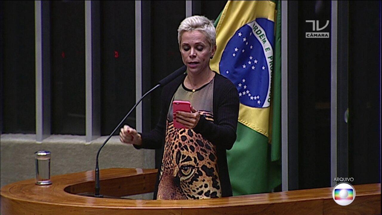 Ministra Carmen Lúcia suspende posse de Cristiane Brasil