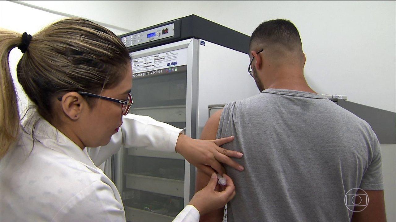Prefeitura de São Paulo antecioa início de vacinação fracionada para quinta-feira (25)