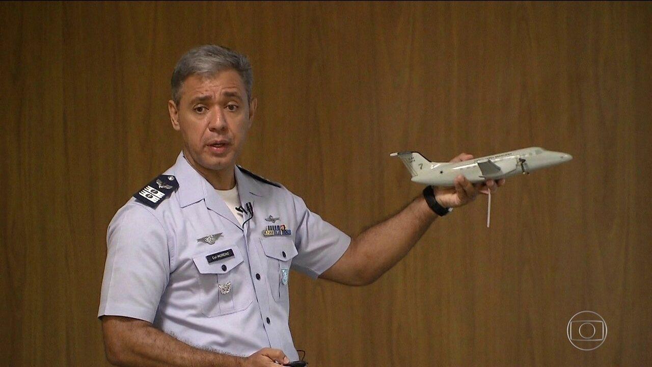 Aeronáutica nega pane no avião em que ministro Teori Zavascki viajava