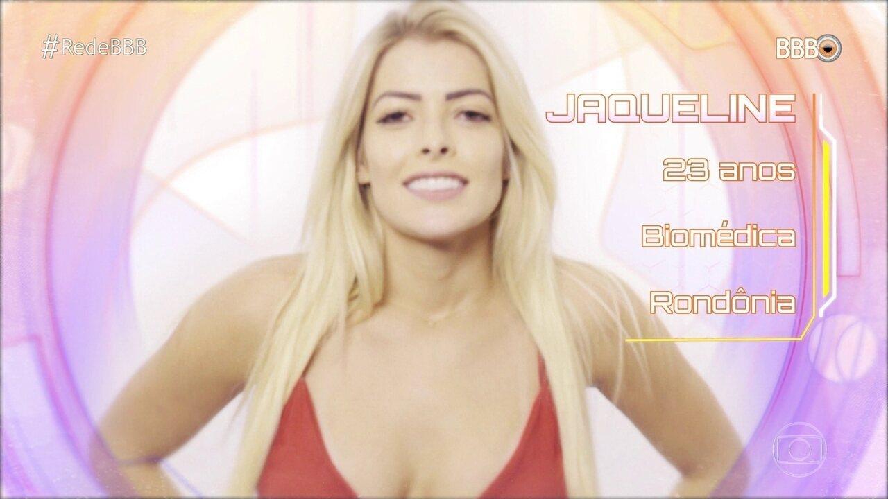 Conheça Jaqueline