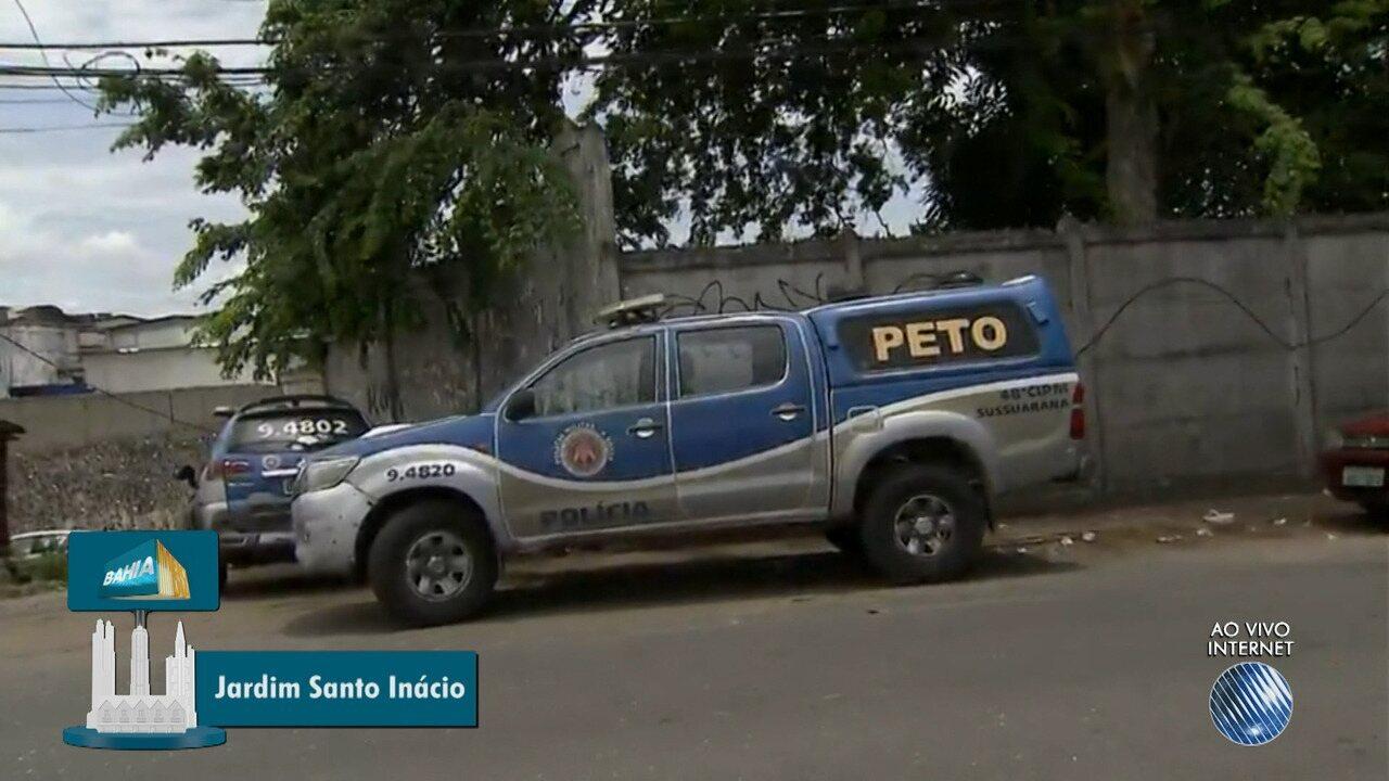 Menina de 11 anos morre em troca de tiros entre traficantes e PMs no Jardim Santo Inácio