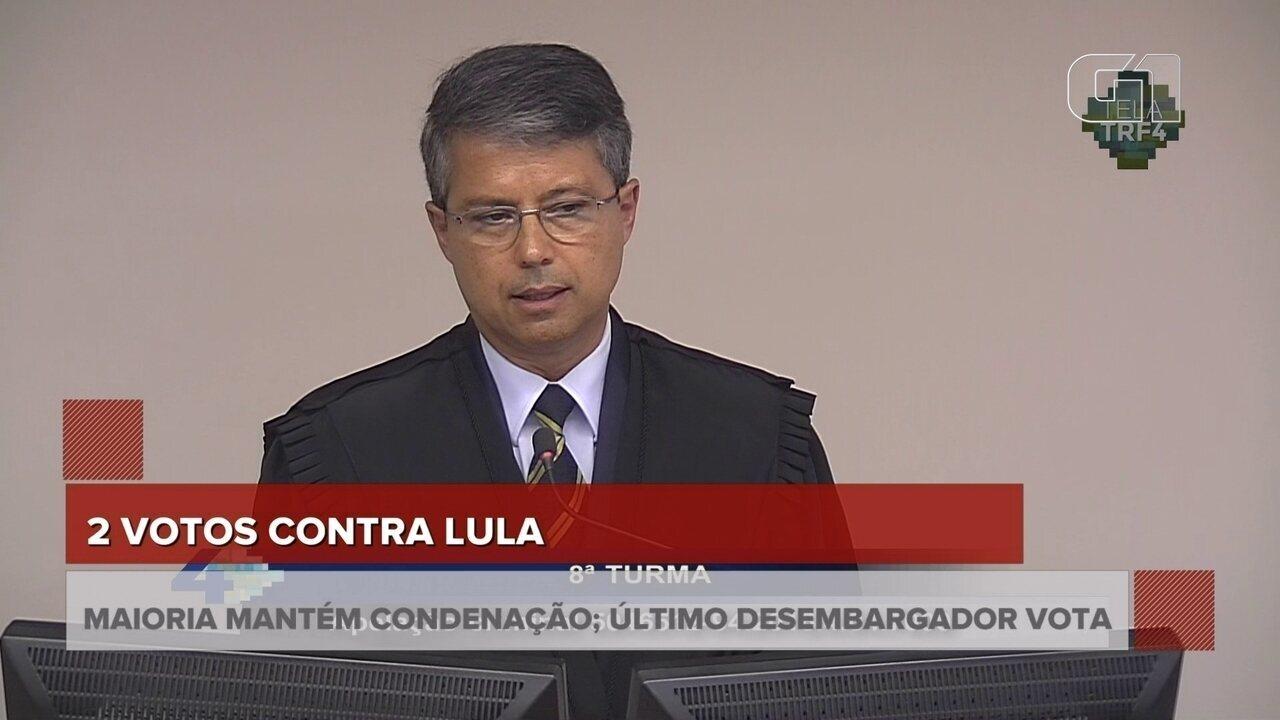 Desembargador Victor Laus diz que a Constituição não é favor de ninguém, mas obra do povo