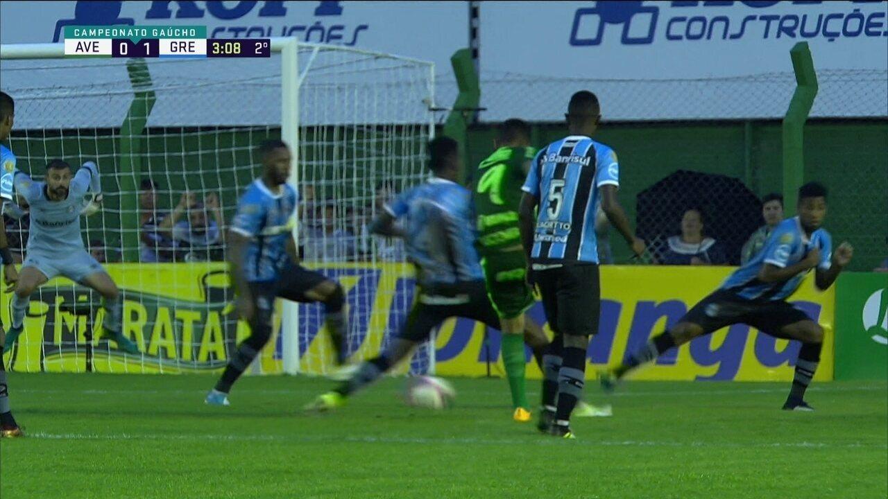 df2c51c403 Melhores momentos  Avenida 3 x 2 Grêmio pela 3ª rodada do Campeonato Gaúcho