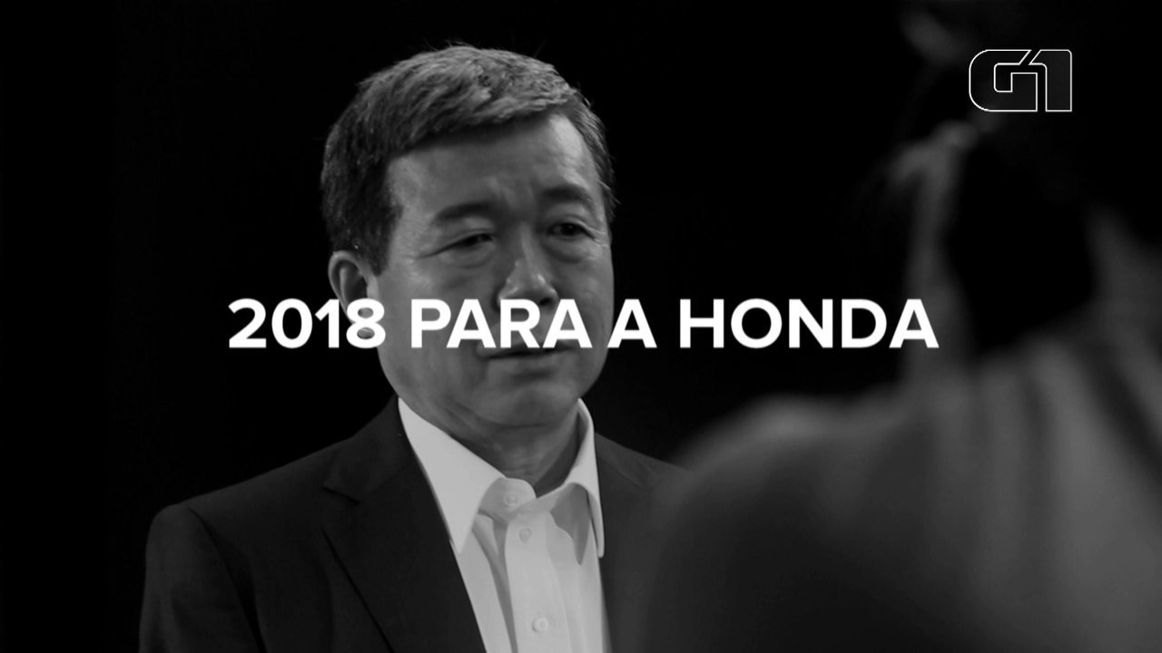 Presidente da Honda fala sobre 2018 para a empresa