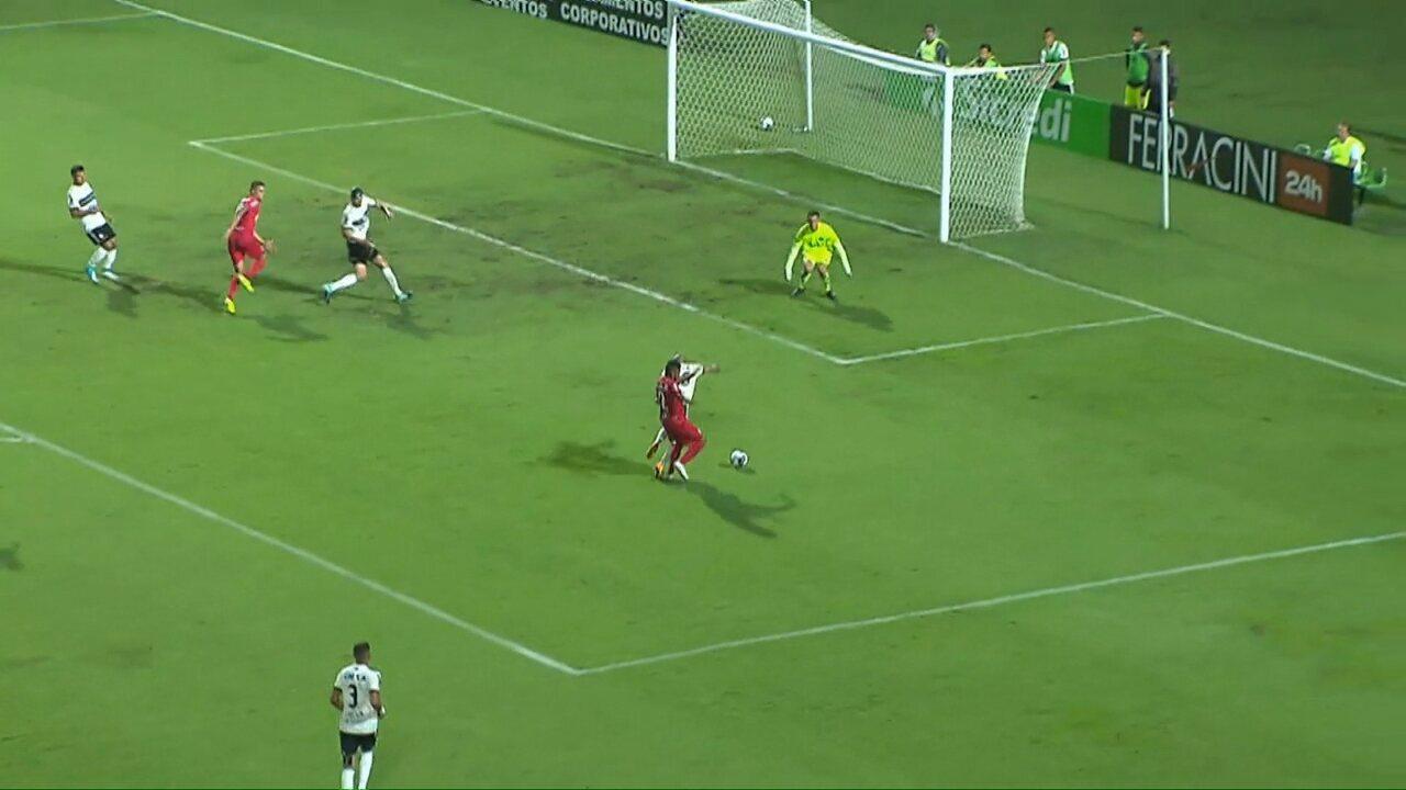 Veja os melhores momentos de Coritiba 1x1 Rio Branco-PR pela segunda rodada do Paranaense