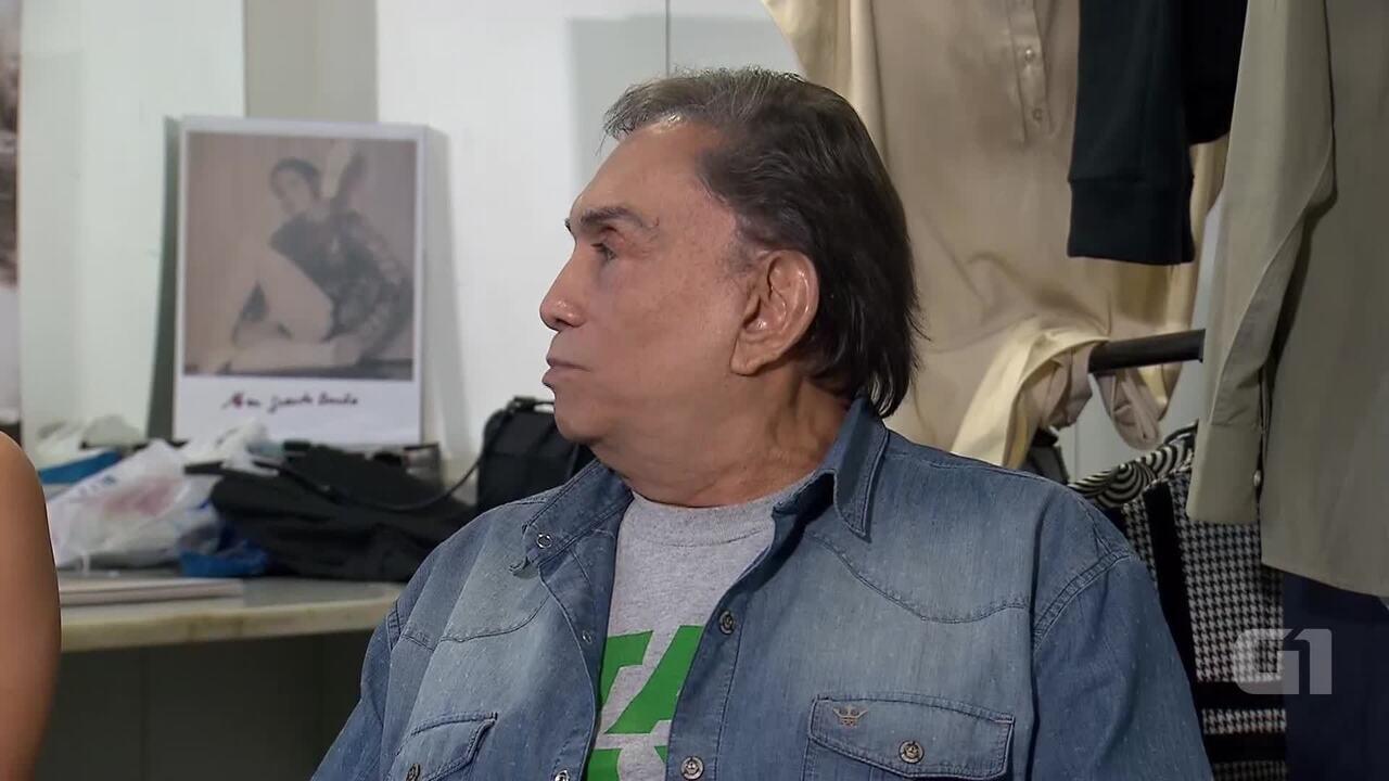 Ex-trapalhão Dedé Santana fala sobre desafio de atuação na peça 'Palhaços'