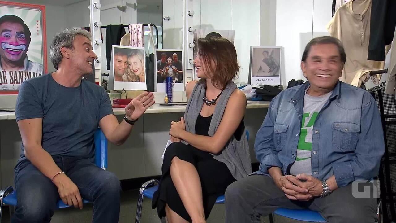 Alexandre Borges fala sobre atuação como diretor desde 2014