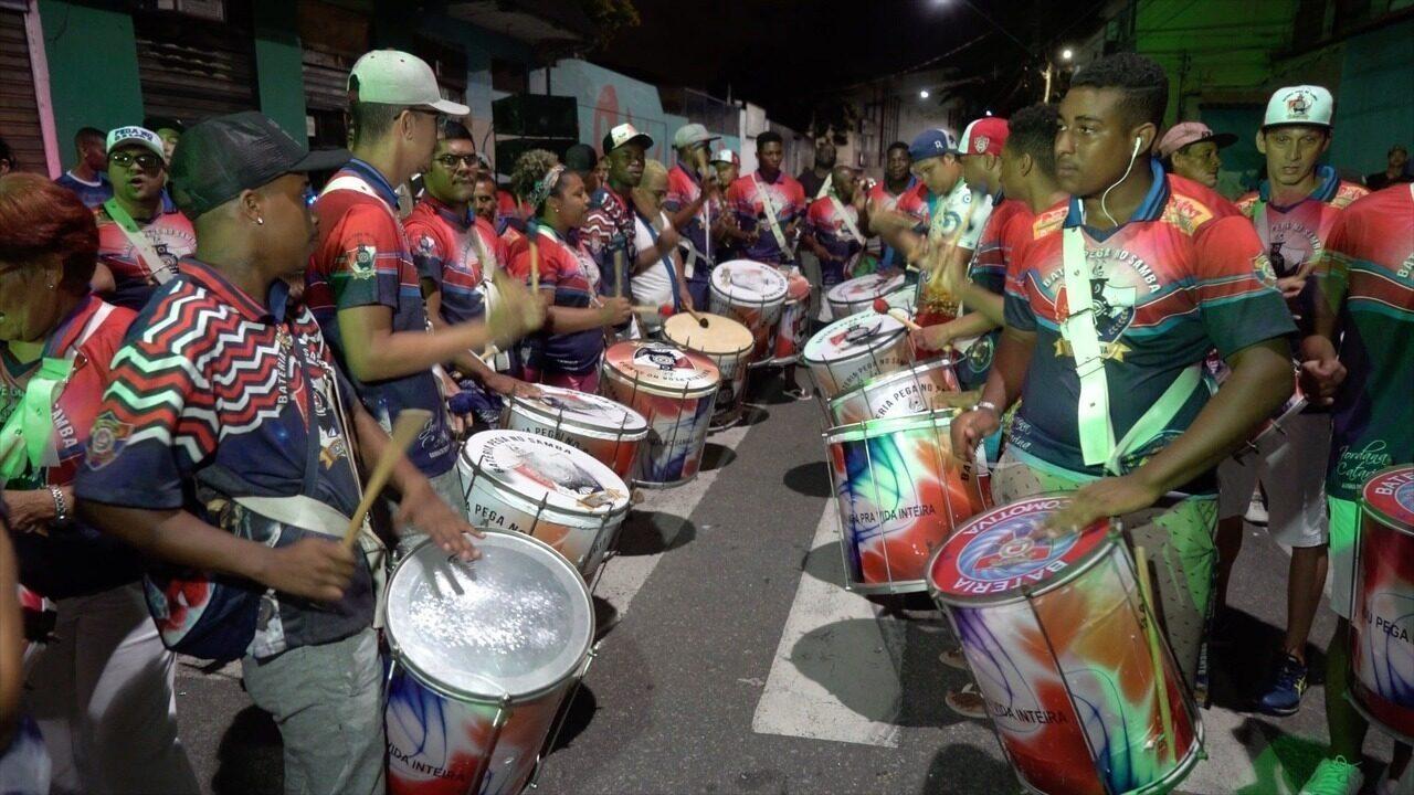 '10, nota 10': programa especial mostra a preparação para o Carnaval de Vitória 2018