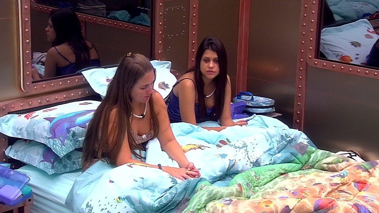 Ana Paula comenta sobre sister: 'A gente não pode esquecer que ela não é nossa best friend