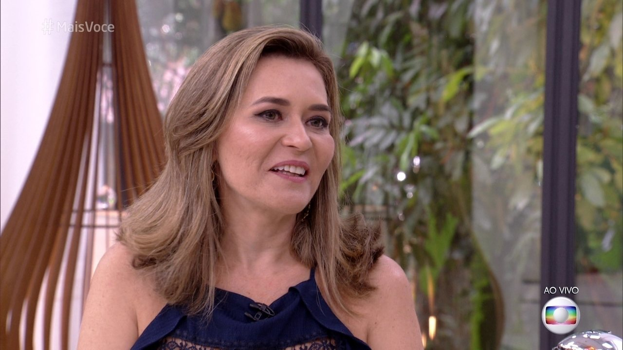 Família Lima no Mais Você: Eva fala sobre relação com a filha