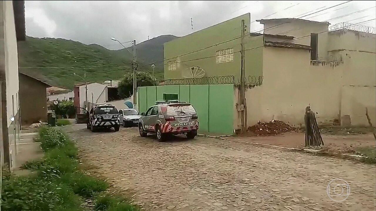 Resultado de imagem para mortes Cadeia Pública de Itapajé