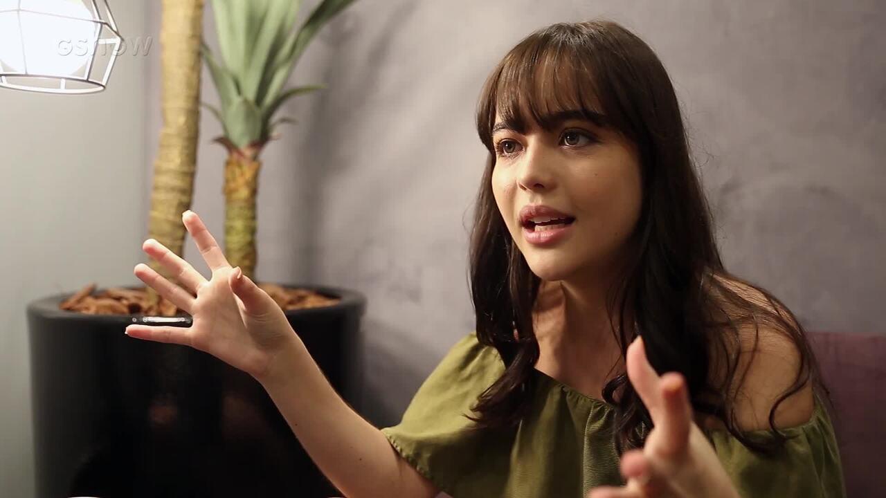 Bella Piero fala sobre Laura de 'O Outro Lado do Paraíso'