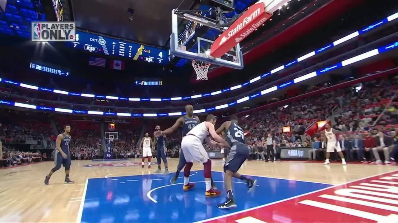 Melhores momentos: Pistons 125 x 114 Cavaliers pela NBA