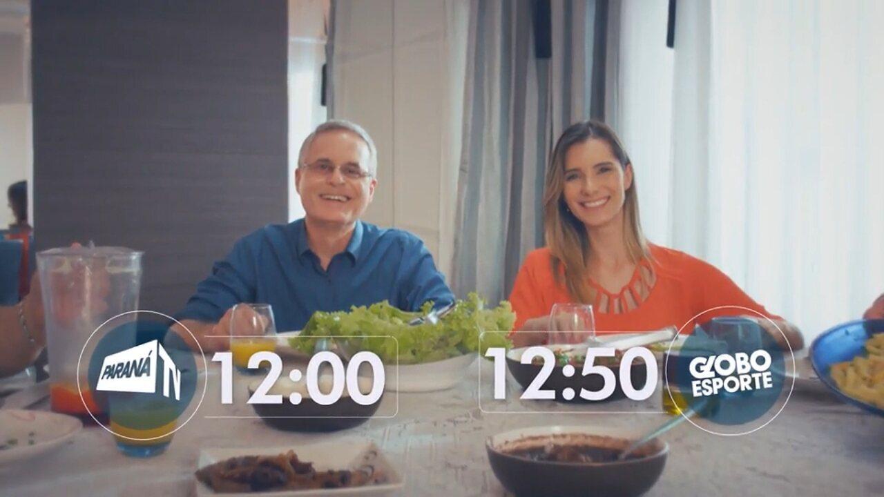 Confira a campanha 'Hora do Almoço', da RPC