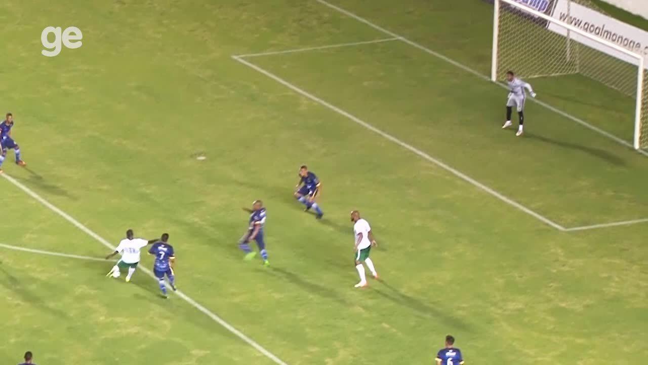 Os gols de Gama 2 x 1 Paranoá pelo Campeonato Brasiliense 2018
