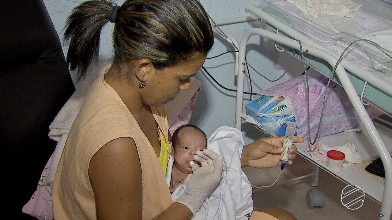 Banco de leite materno do Hospital Universitário, em Campo Grande, está zerado