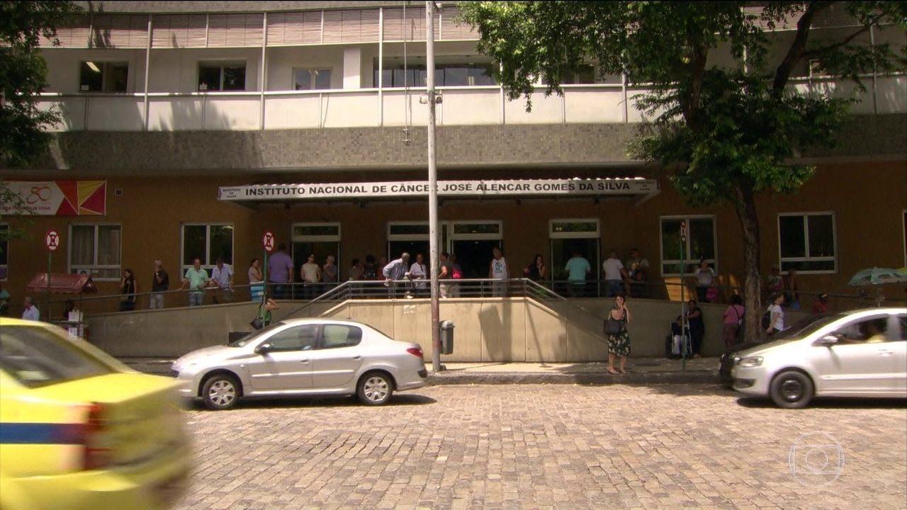 Inca alerta que só este ano serão quase 600 mil novos casos de câncer no Brasil