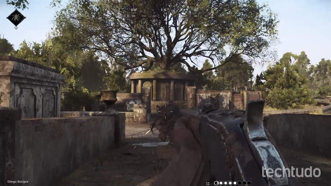 Hunt: Showdown - Gameplay da versão beta fechada