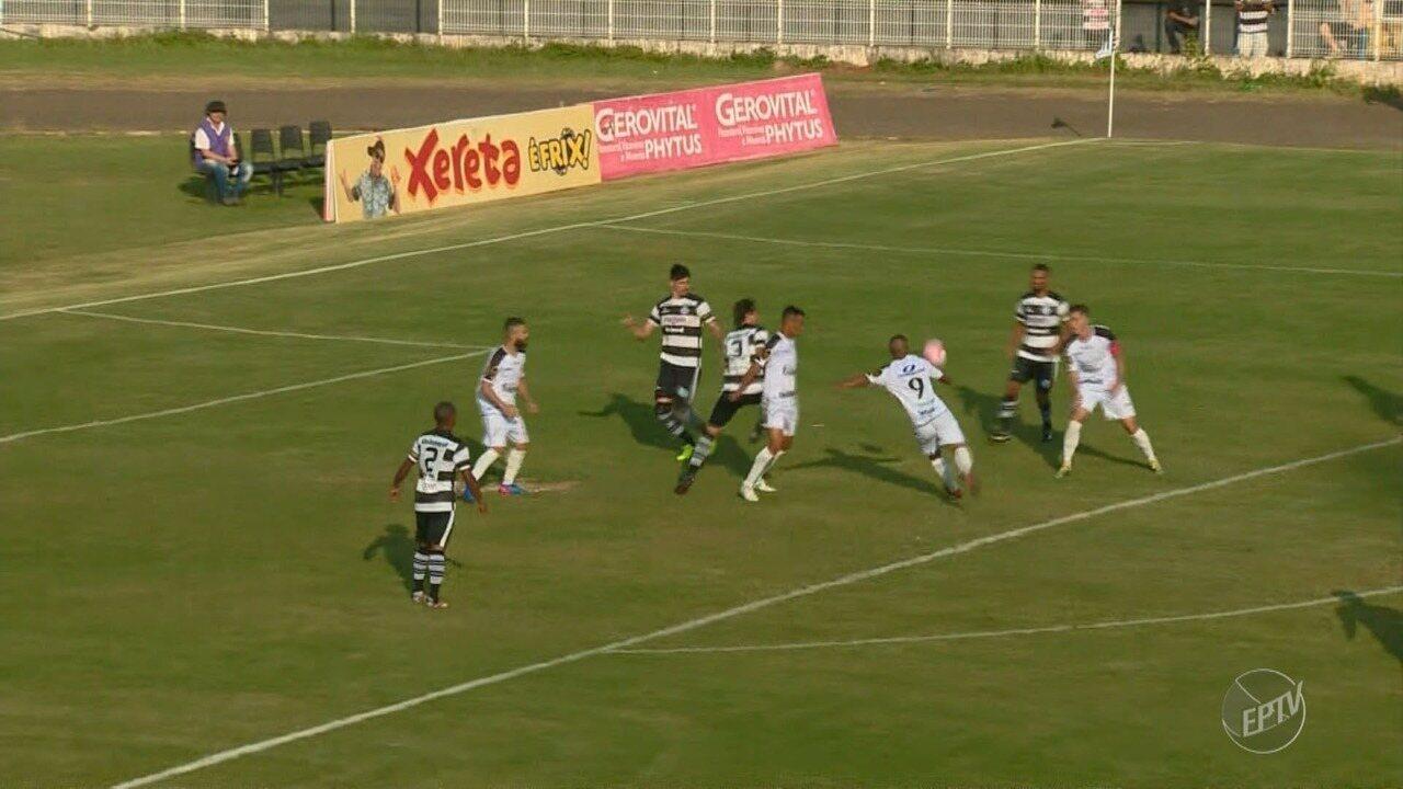 XV de Piracicaba vence a Inter de Limeira pela série A2 do Campeonato Paulista