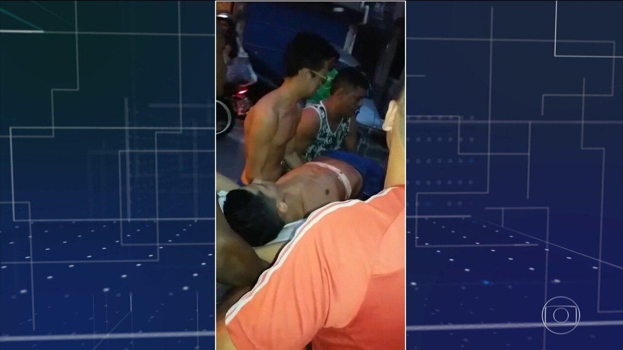 Rio de Janeiro tem 15 baleados em pouco mais de 24 horas de violência