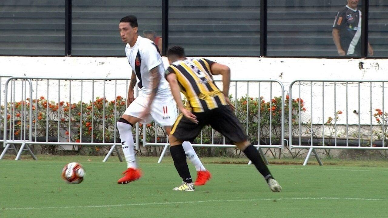 Melhores momentos de Vasco 3 x 1 Volta Redonda pela 5ª rodada do Campeonato Carioca