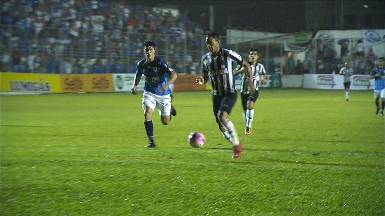 Melhores momentos de URT 0 x 1 Atlético-MG pelo Campeonato Mineiro