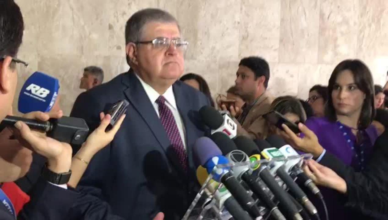 Marun disse que, para o governo, condenação de Cristiane Brasil na Justiça Trabalhista não faz dela
