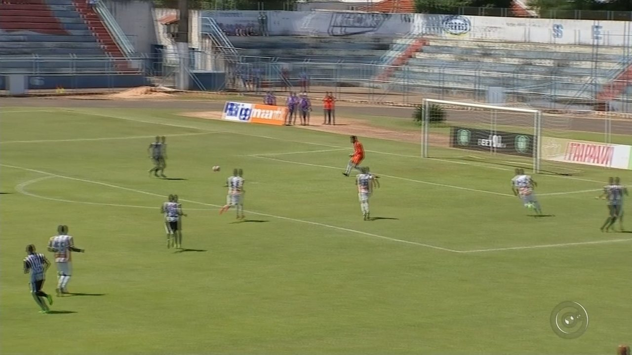 Votuporanguense impõe primeira derrota ao Penapolense na Série A2