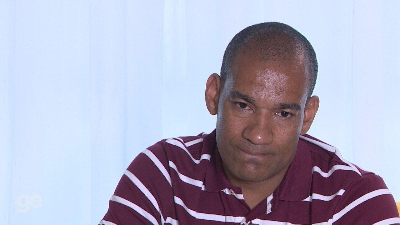 Zagueiro Rodrigo comenta pela 1ª vez episódio de 'dedada' na Ponte Preta - Parte 5