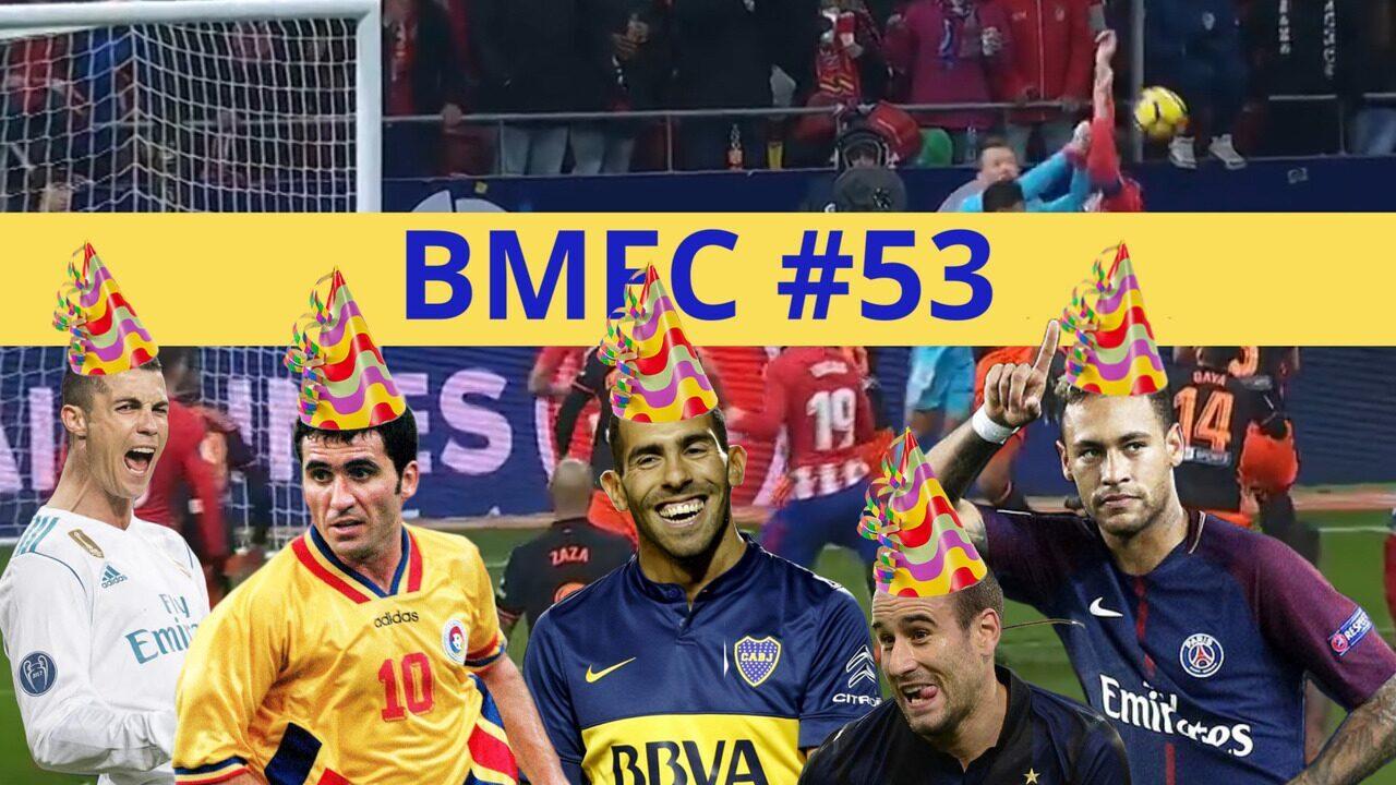 BMFC #53: Aniversário quíntuplo de craques, Neto dentista e gol contra bizarro