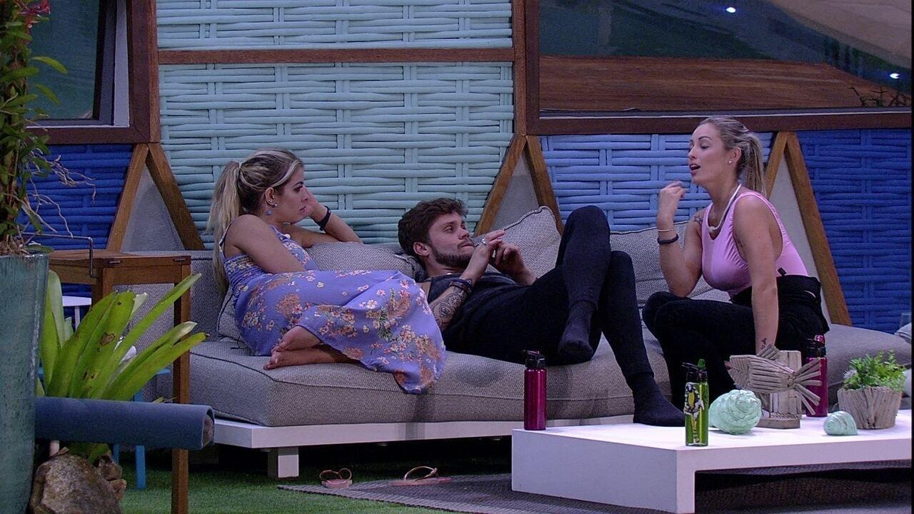 Jéssica comenta sobre grosseria de Ana clara a Ayrton