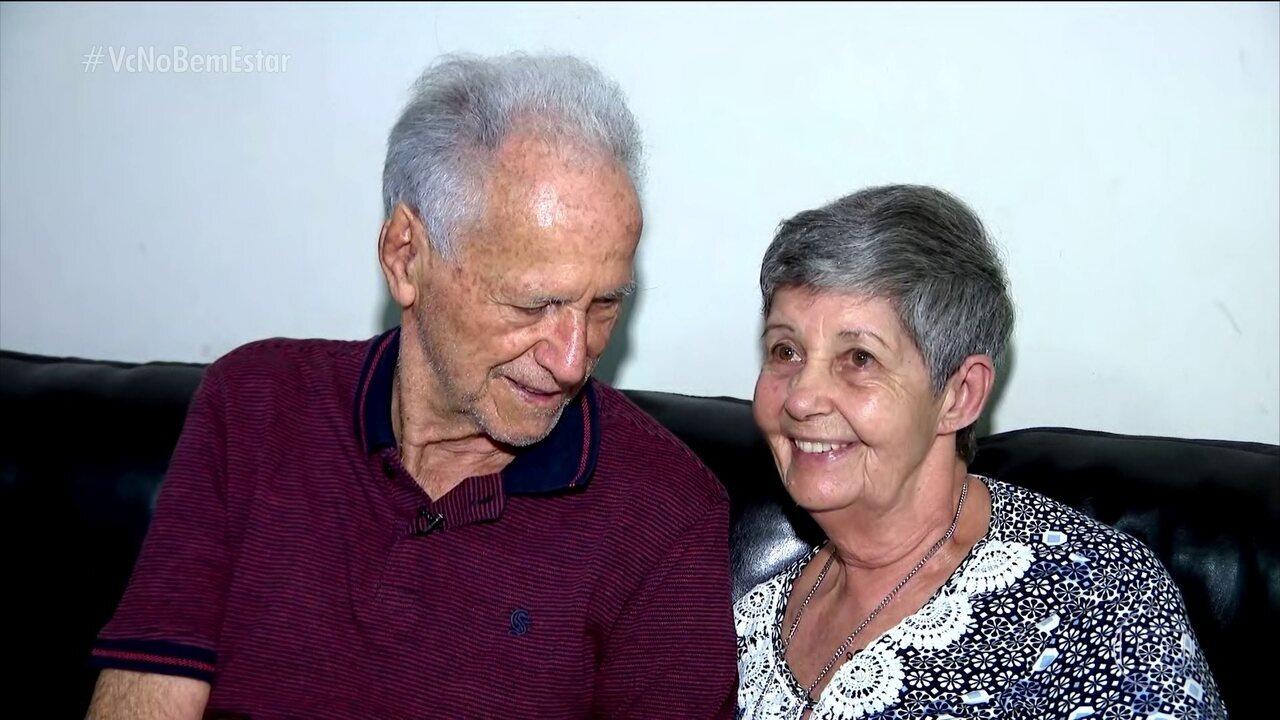Casal em Divinópolis convive com o Alzheimer