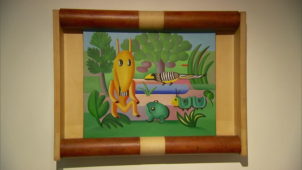 Tarsila do Amaral ganha exposição no Moma, em Nova York