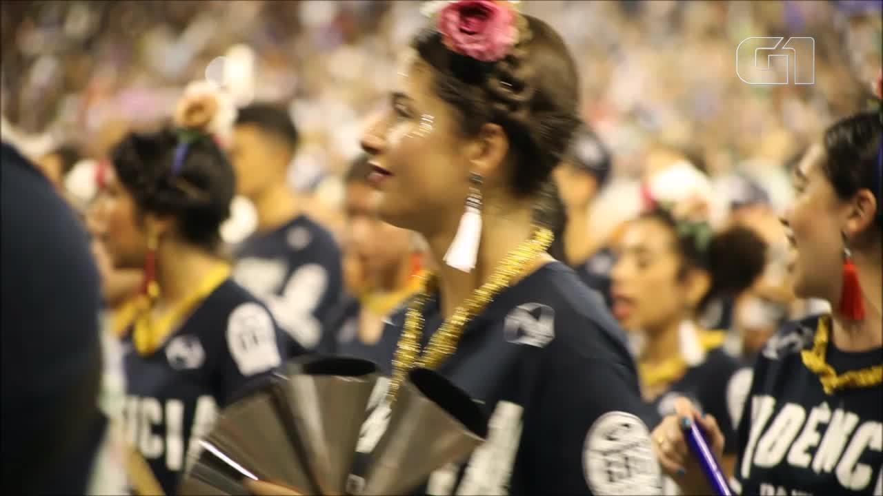 VEJA VÍDEO: Conheça os segredos da bateria da Unidos de Vila Maria