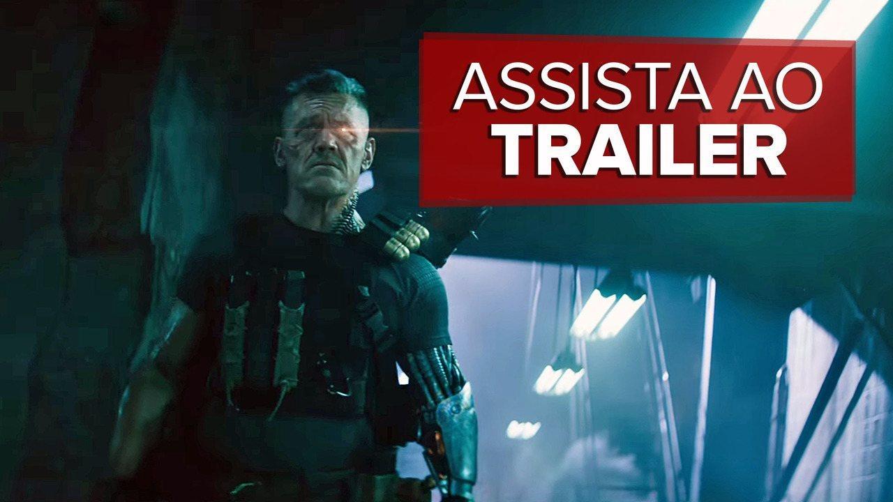 'Deadpool 2' apresenta Cable em novo trailer; veja