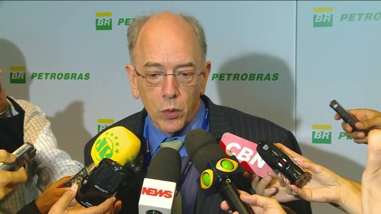 Vídeo: Presidente da Petrobras diz que empresa será mais transparente em relação aos preços