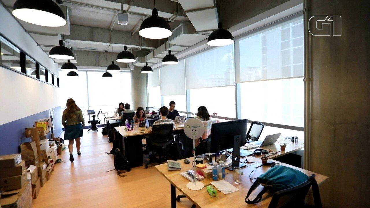 fec180a468 Bradesco lança espaço de inovação que reúne startups e grandes ...