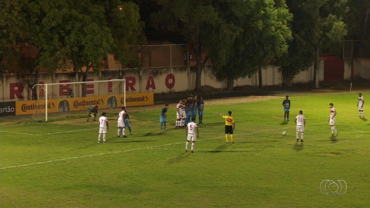 Vila Nova vence o São Raimundo-RR por 1 a 0