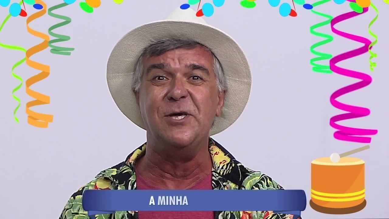 'Não escorrega, não' (Fernando Nogueira) - Festival de Marchinhas TV Rio Sul 2018